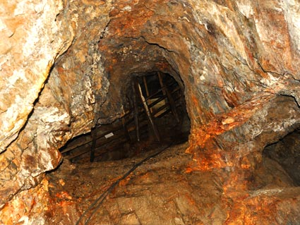 Underground Mine Workings