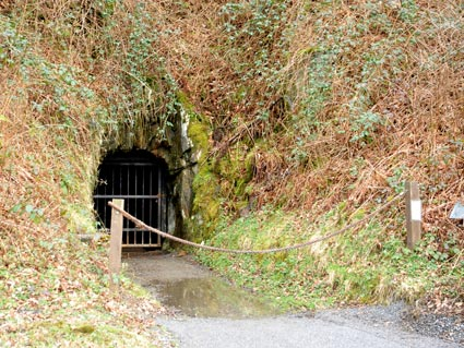 Old Mine Entrance