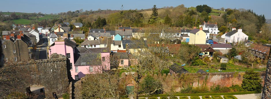 Town of Laugharne