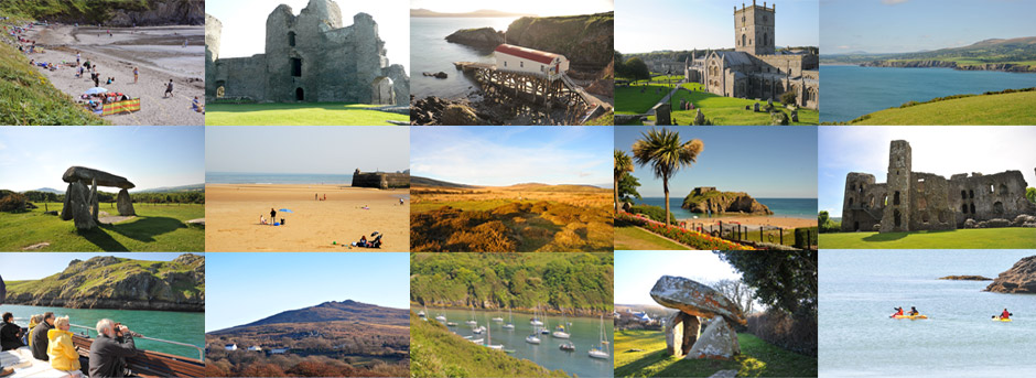 Why Visit Pembrokeshire Tapestry
