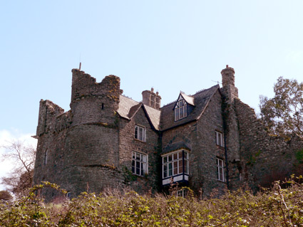 Newport Castle (now a private residence)