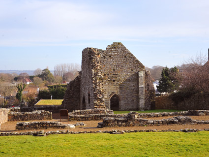 St Dogmael's Abbey Ruins