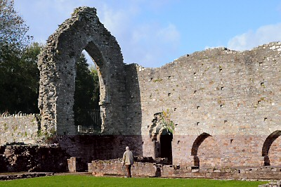 St Dogmaels Abbey
