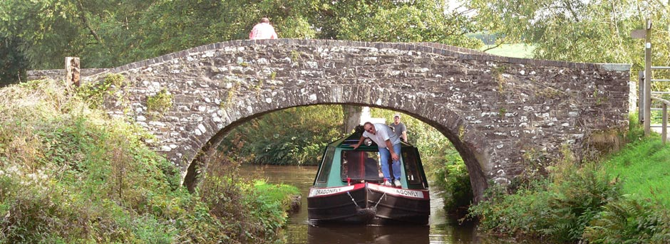 Powys - Monmouthshire and Brecon Canal