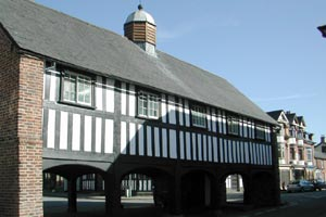 Llanidloes Market Hall