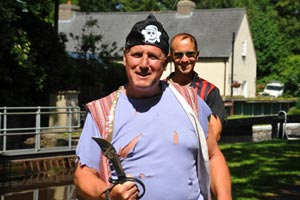 Brecon Canal Pirate