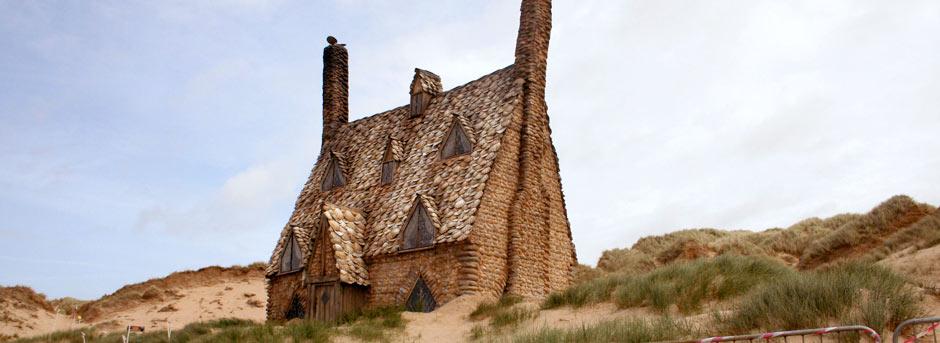harry potter shell cottage