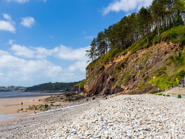 Amroth Beach
