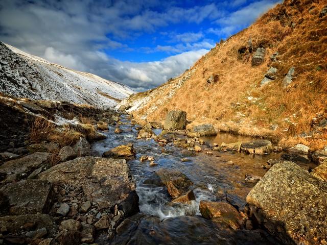 cwmystwyth mines
