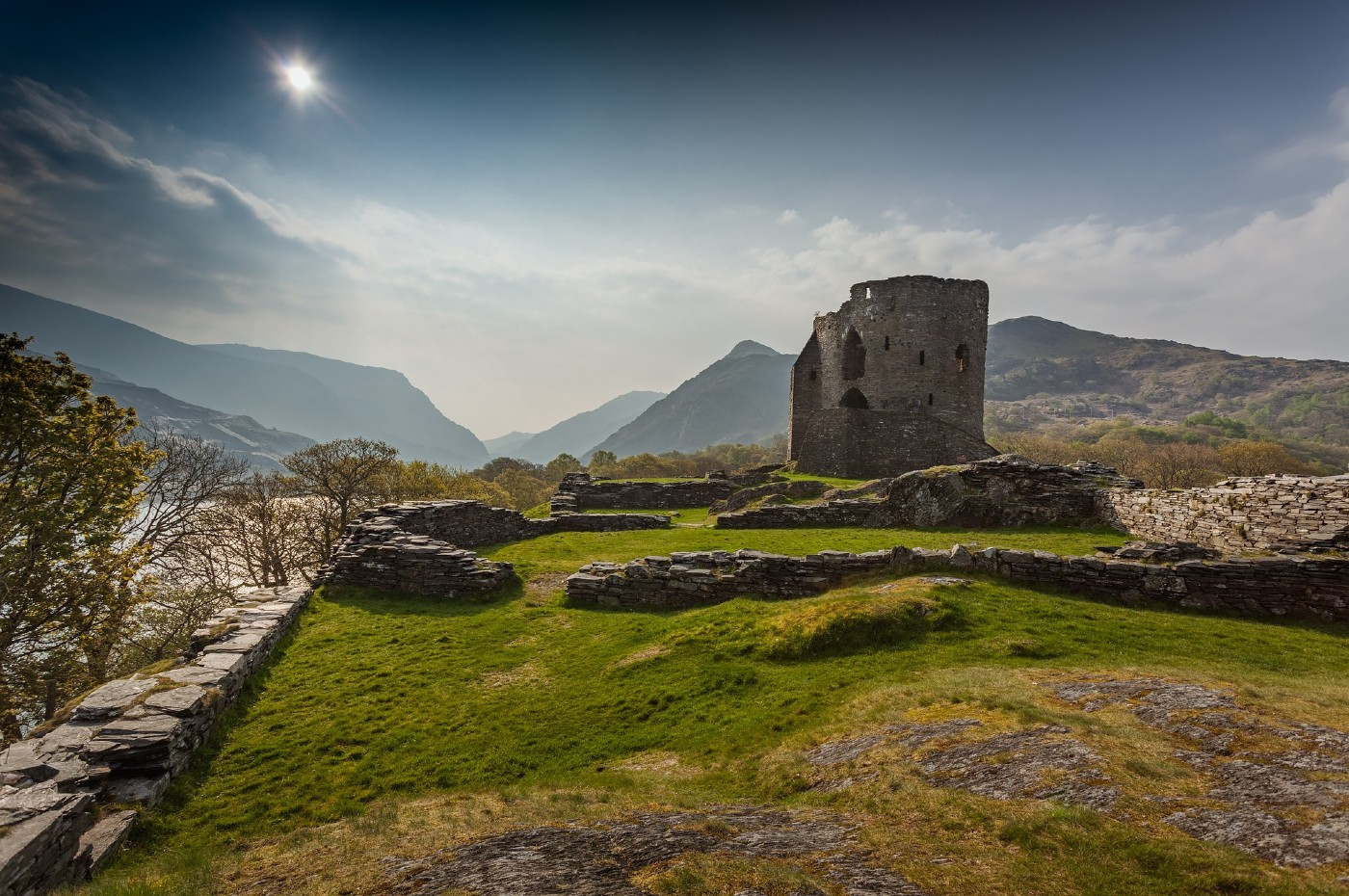 facts about wales