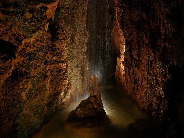 welsh cave