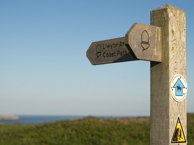Coastal Walks in Pembrokeshire