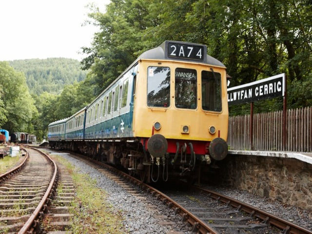 things to do in Carmarthenshire - Gwili Steam Railway