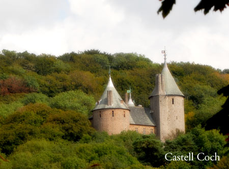Castell Coch Castle